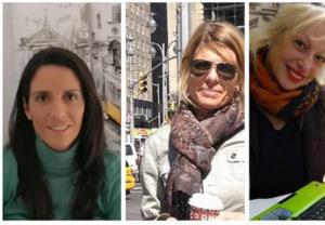 3 corresponsals entrevistades per El Plural