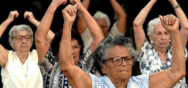 Les dones grans d'Equador es reivindiquen (El Telégrafo)